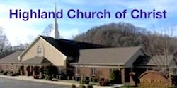 Highland Church Footer Logo